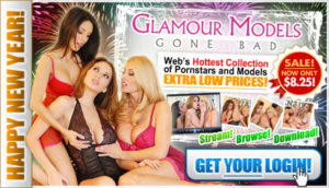 Happy New Year from Glamor Models Gone Bad